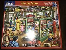 1000 Piece Jigsaw Puzzle White Mountain Puzzles for The Love of Beer