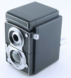 Kikkerland Novelty Pencil Sharpener Retro Vintage Camera Replica Housing SC12
