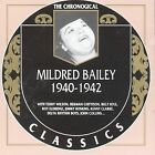 1940-1942 by Mildred Bailey (CD, Feb-2003, Melodie Jazz Classics)