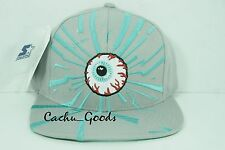 Mishka Snapback New Grey