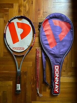 NEW Donnay PRO ONE LIMITED EDITION TENNIS RACQUET L3 L4 4 3//8 1//2 Vintage