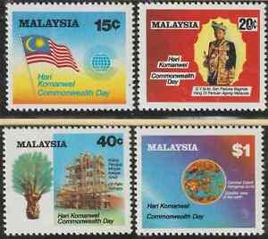 103-MALAYSIA-1983-COMMONWEALTH-DAY-SET-4V-FRESH-MNH-CAT-RM-10-50