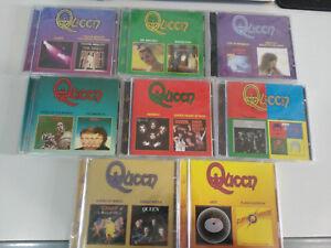 QUEEN-16-ALBUMS-9-CD-EDICION-ESPECIAL-RUSA-COLECCIONISTA-NEW-UNICA-EBAY