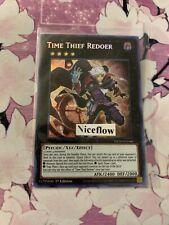 Time Thief Redoer OP12-EN011 Super Rare NM Yugioh Card