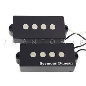 seymour duncan spb 3 quarter pound p bass pickups new 800315003839 ebay. Black Bedroom Furniture Sets. Home Design Ideas
