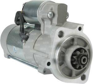 Demarreur-TCM-Chariot-elevateur-a-fourche-Kubota-Bobcat-Diesel-V3300-12-V-9-dents-3-0-kW