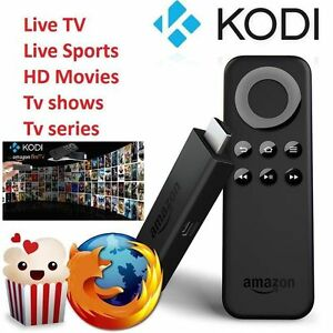 AMAZON FIRE STICK KODI Jarvis 161  MOVIES  SPORT  BOXSETS TV amp KIDS - <span itemprop=availableAtOrFrom>Manchester, United Kingdom</span> - 14 Days money back guarantee. Item must be sent back in its original condition. Buyer will have to pay for return postage. - Manchester, United Kingdom