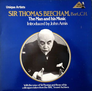 Sir Thomas Beecham BartCH    The Man And His Music BBC Records - <span itemprop='availableAtOrFrom'>Bristol, Bristol, United Kingdom</span> - Sir Thomas Beecham BartCH    The Man And His Music BBC Records - Bristol, Bristol, United Kingdom
