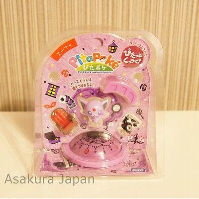 Pokemon Pita-Poke ESPEON PPS-14 Mini figure TAKARA TOMY Japan MENTALI PitaPoke