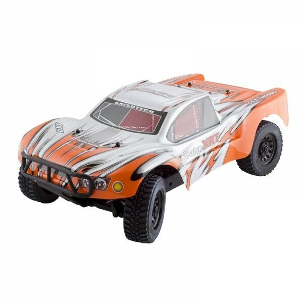 PROMOTION  SST Electric car SHORT COURSE 1 10 2.4GHz Off-Road orange - GALAXY RC