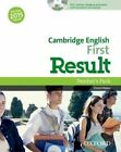 Cambridge English: First Result: Teacher's Pack by Oxford University Press (Mixed media product, 2014)