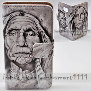 For-OPPO-Series-American-Indian-Theme-Print-Wallet-Mobile-Phone-Case-Cover