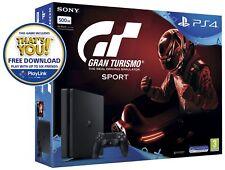 PS4 Slim 500GB GT Sport
