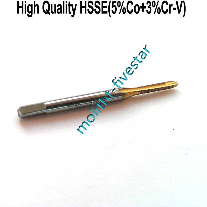 HSS-E Machine Tap M35 x 1.5 Spiral Flute Din 374