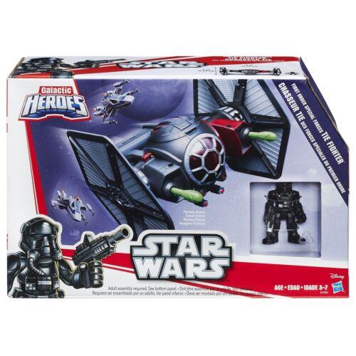 Playskool Heroes Galactic Heroes Star Wars First Order Special Forces TIE Fig...
