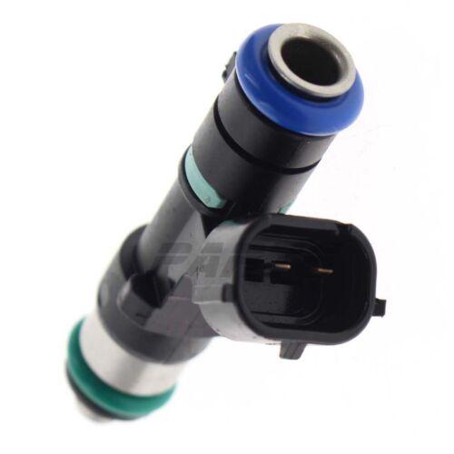 Set 4 Fuel Injectors 16600-JA000 fits Nissan Rogue Altima Sentra 2.5L L4