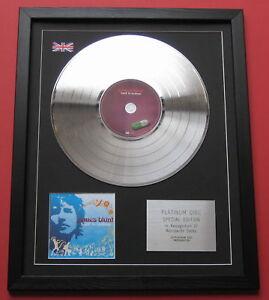 JAMES BLUNT Back To Bedlam CD  PLATINUM LP DISC Presentation - Kent, United Kingdom - JAMES BLUNT Back To Bedlam CD  PLATINUM LP DISC Presentation - Kent, United Kingdom