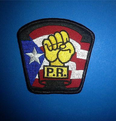 Vintage 70/'s Puerto Rico Tae Kwon Do Association Martial Arts MMA Gi Patch Crest