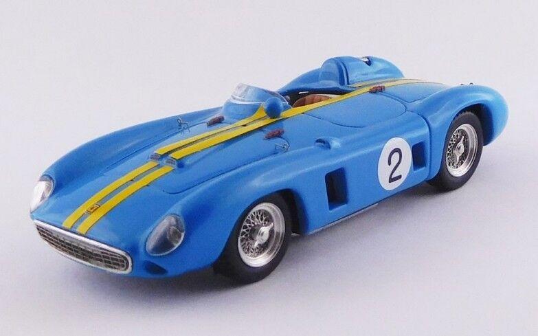 ART MODEL ART390 - Ferrari 860 Monza  2 2ème Venezuela / Caracas - 1956  1/43