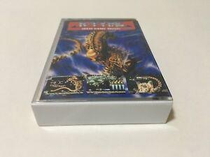 R-TYPE-IREM-GAME-MUSIC-Soundtrack-Cassette-Tape-Japan-MR-HELI-LODE-RUNNER