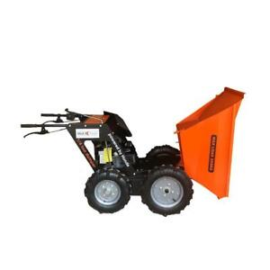 Honda Power wheelbarrow, Concrete buggy, Dolly, Mini Truck, Mini dumper  Chain Drive 4X4 Alberta Preview