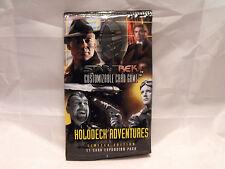 STAR TREK CCG HOLODECK SEALED PACK OF 11 CARDS