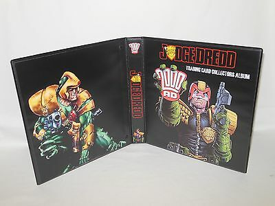 2000 AD PROMOTIONAL EXCLUSIVE JUDGE DREDD PROMOTIONAL COLLECTORS CARD B1