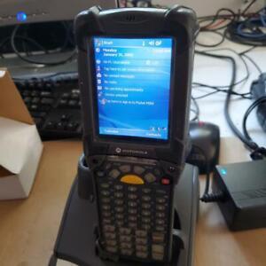 Symbol Motorola MC9090-GF0HJEFA6WR Windows Mobile 5.0 1D Canada Preview