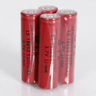 Lot 8x 18650 GTL Li-ion 5300mAh 3.7V Rechargeable Battery for Torch Flashlight