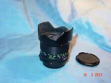 Canon  FD  24 mm