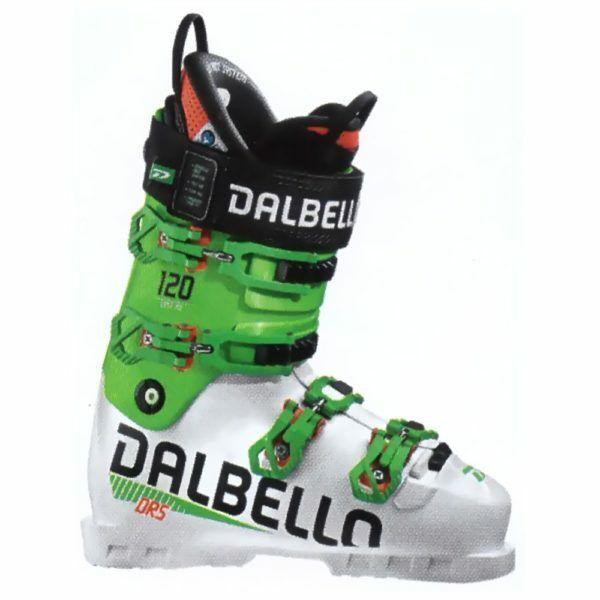 Scarponi Sci Pista SkiStiefel Race DAL BELLO DALBELLO DRS 120 2019   2020