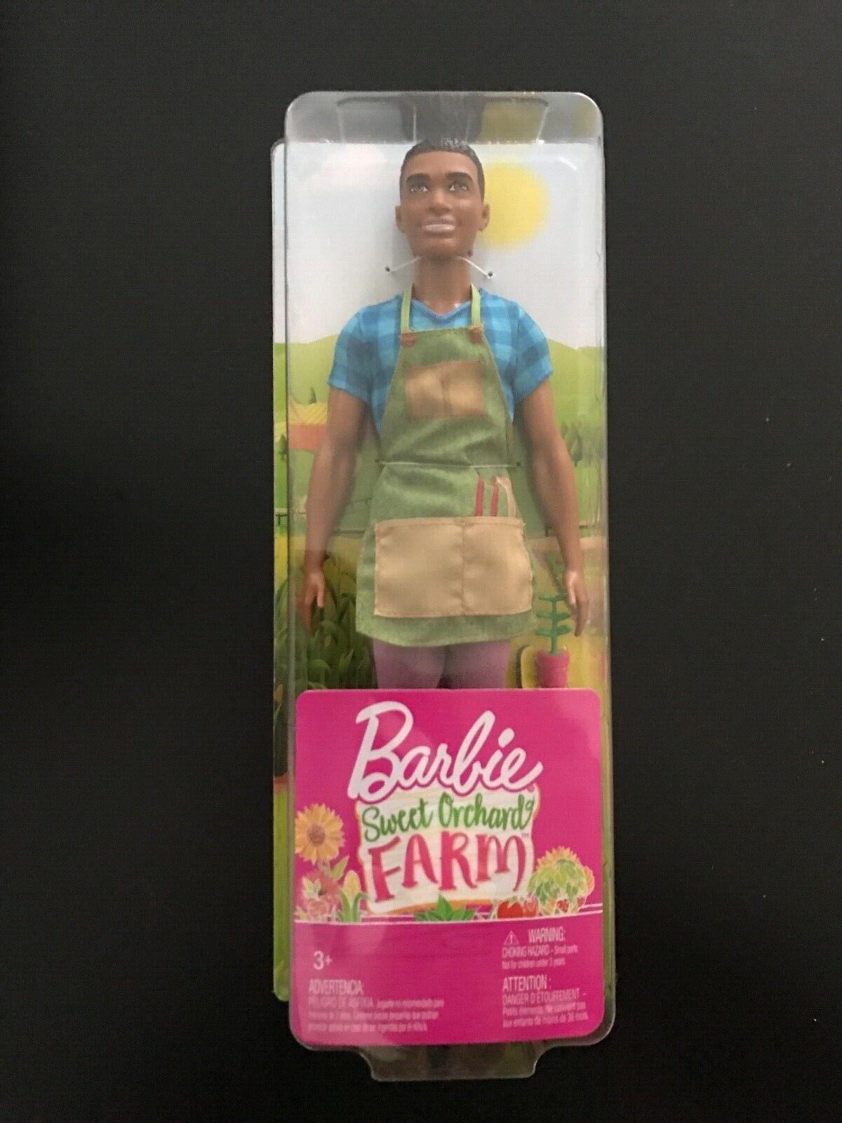 Poupée Barbie  The nouveau African American MALE.  Sweet Verger poupée.  achats en ligne de sport