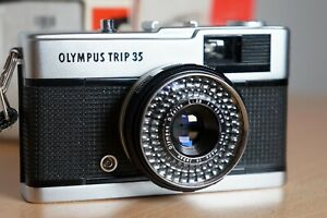 ???? OLYMPUS TRIP 35 -Appareil photo argentique compact - Comme neuf