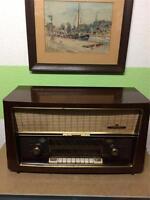 Nordmende Tannhäuser stereo 60 majestic tube radio  tuberadio Tannhauser hifi
