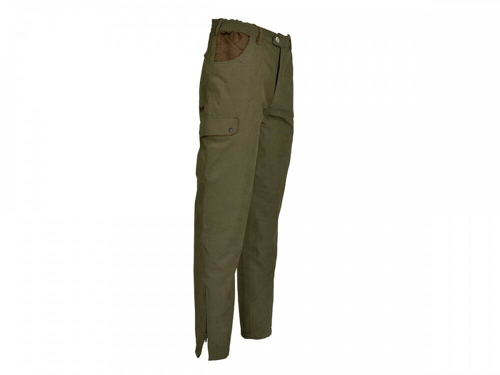 1019 Trousers Percussion Tough Waterproof Hunting Trousers 1019 Lined Shooting Stalking Grün ad568a