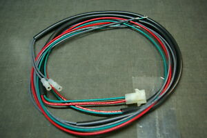 New 1979-1981 XL Harley Sportster Taillight Wires