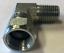6501-04-06 Fitting MP- FJX 90 Hydraulic
