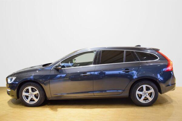 Volvo V60 2,0 D4 190 Summum aut. - billede 1