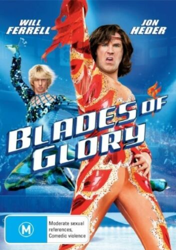 1 of 1 - Blades Of Glory - NEW+SEALED DVD movie - fast free post