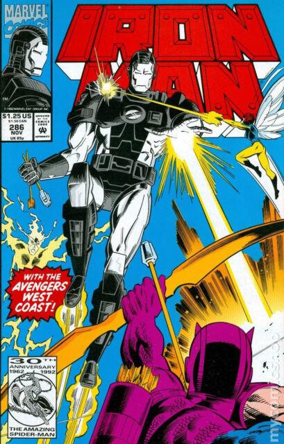 Iron Man #286 (1968 1st Series) / Marvel / Very Fine Condition