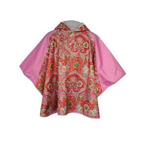 NEW-Agu-Oilily-Children-039-s-Waterproof-Poncho-5-6-Years-110-116-EU-Pink