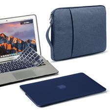 wholesale dealer fca10 94e8a GMYLE MacBook Pro 13 Case 4 in 1 Bundle Turquoise Blue Matte Frosted ...