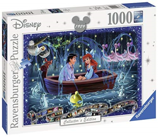 Ravensburger - Disney Collector?s Edition Ariel 1000st. (US IMPORT) NEW