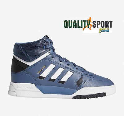 Adidas Drop Étape Bleu Chaussures Garçon Sportif Baskets EE8757 2019 | eBay