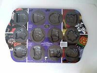 Vmi Halloween Cookie Sheet 12 Cavity Nonstick Candy Melting Sheet Baking Pan
