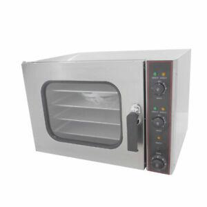 2020 Door Design Commercial Electric Convection Oven 4