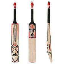 Adidas Master Blaster Club Kashmir Willow, Short Handle, Full Size Adult Bat