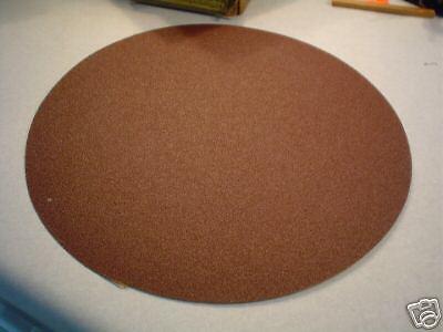 9 inch PSA sanding disc 60 grit A//O