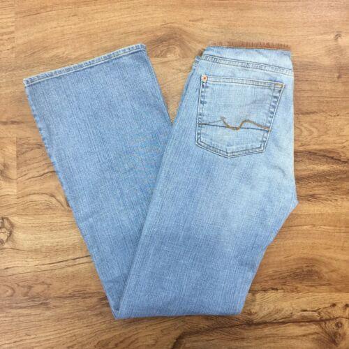 25 Jeans Vita Taglia Donna 27 Made Mankind All scamosciata For 7 In 5 Usa qBwp6P4p