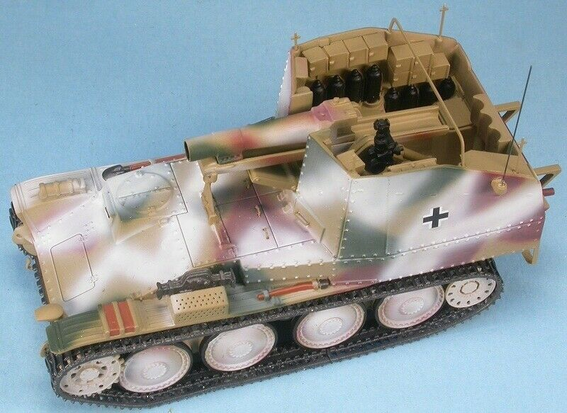 Master Fighter 1 48 German Sturmpanzer 38(t) Ausf. M Grille SP Gun,  MF48560HI